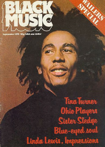 Black Music Magazine - Bob Marley