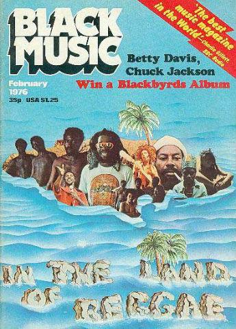 Black Music magazine - Third World