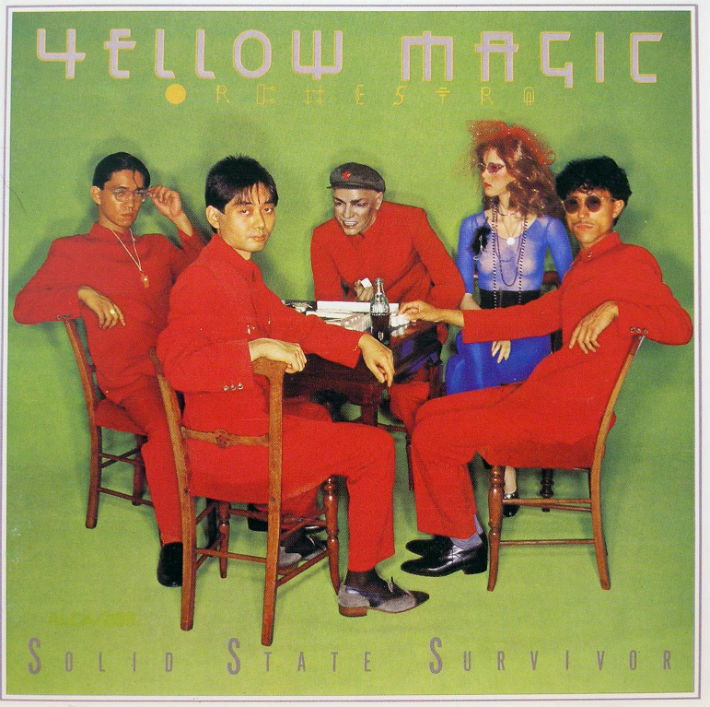 YMO - Solid State Survivor LP