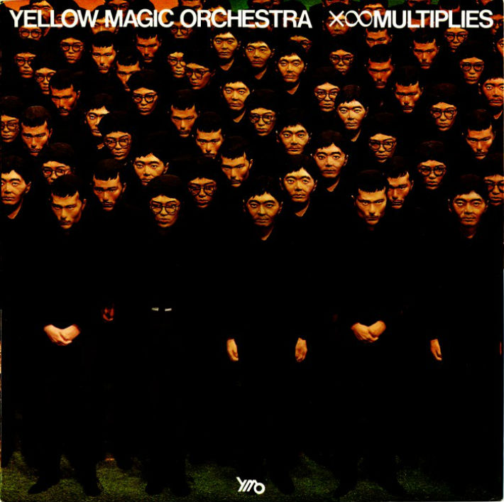 YMO X?Multiplies LP