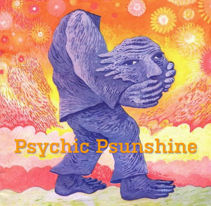 GK Machine's Psychic Psunshine Mix on Racket Racket