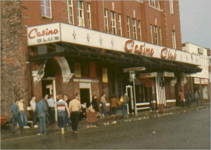 Wigan Casino Documentary on Racket Racket