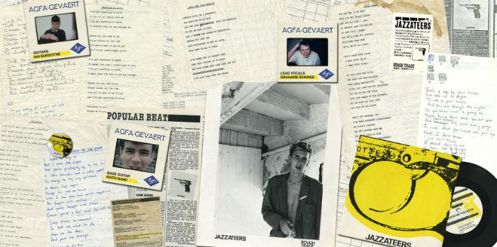 Jazzateers - Rough 46 LP - gatefold