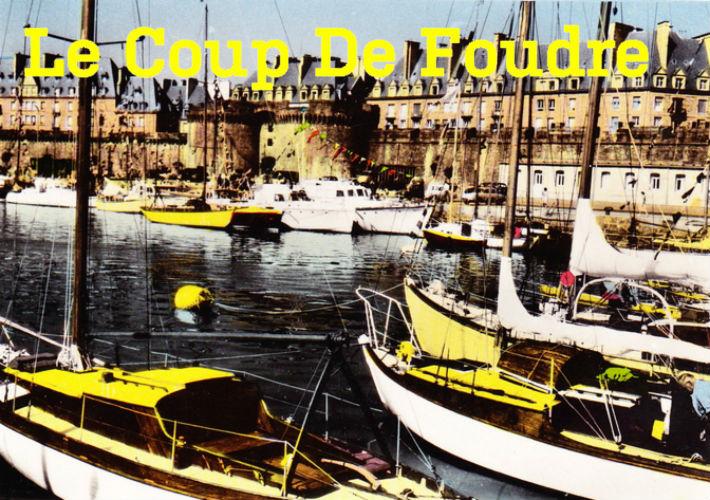 Seek Magic: Le Coup De Foudre mix on Racket Racket