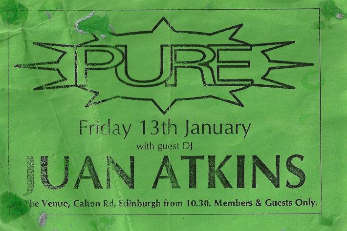 Pure with Juan Atkins