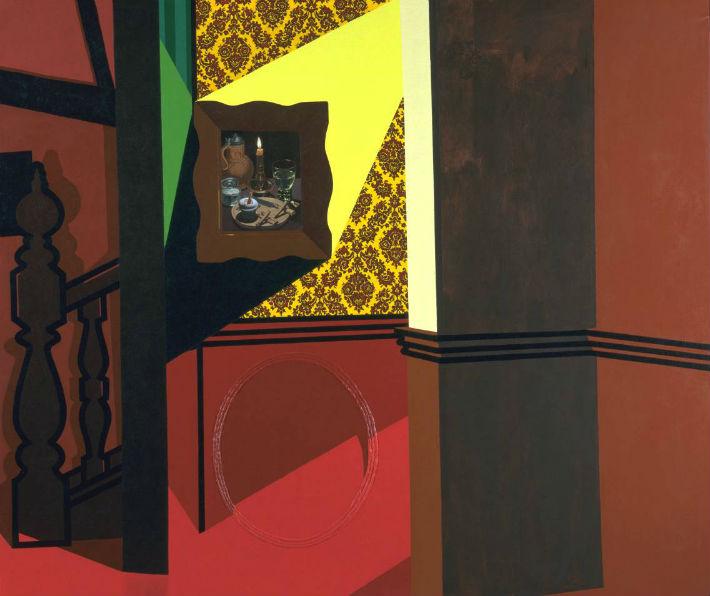 Patrick Caulfield at Tate Britain