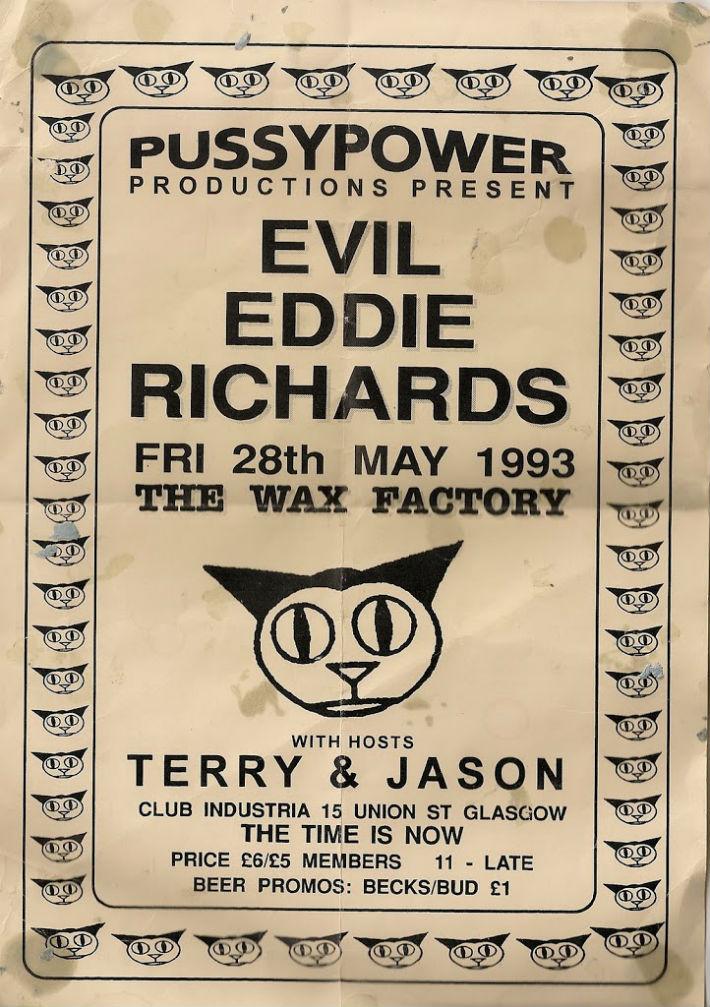 Evil Eddie Richards at PusstPower