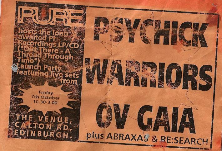 Psychic Warriors of Gaia