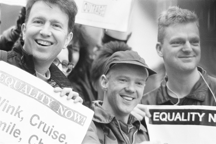 Gay Rights Activism - Andy Bell, Tom Robinson, Jimmy Somerville