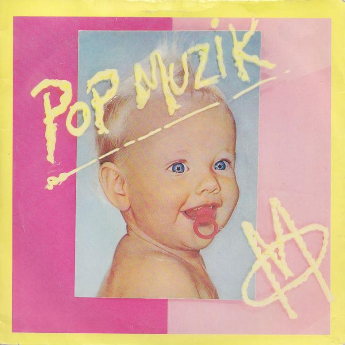 """M - Pop Muzik 12"""""""