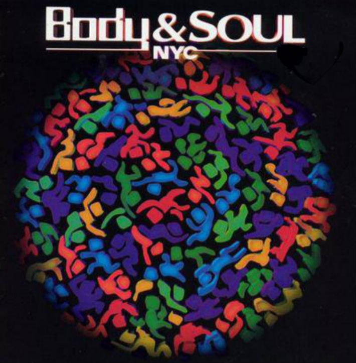 Body & Soul NYC Poster