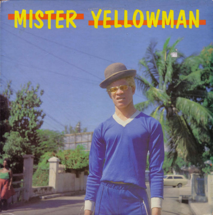 Yellowman and Dillinger in Glasgow