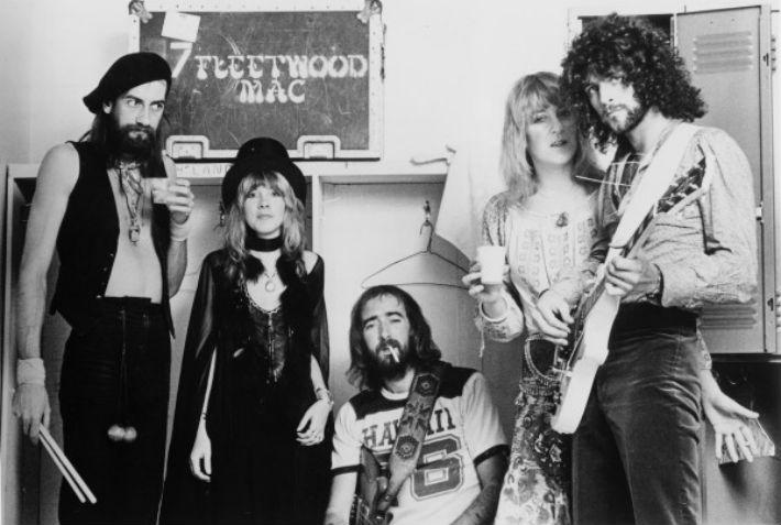 Fleetwood Mac 1977 documentary on RR