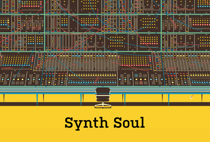 GK Machine: SYNTH SOUL Mix on RR