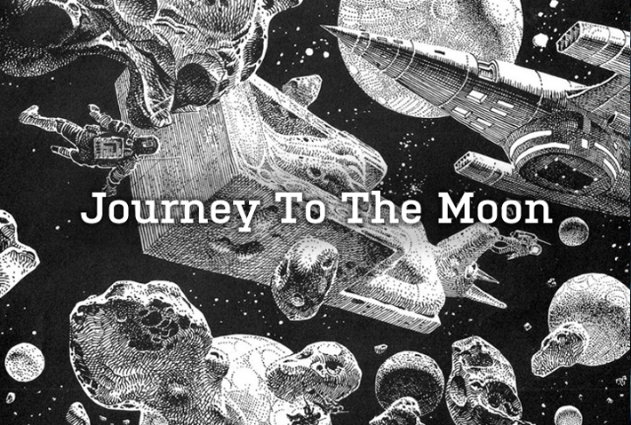 Adam Taylor: Journey To The Moon mix on RR