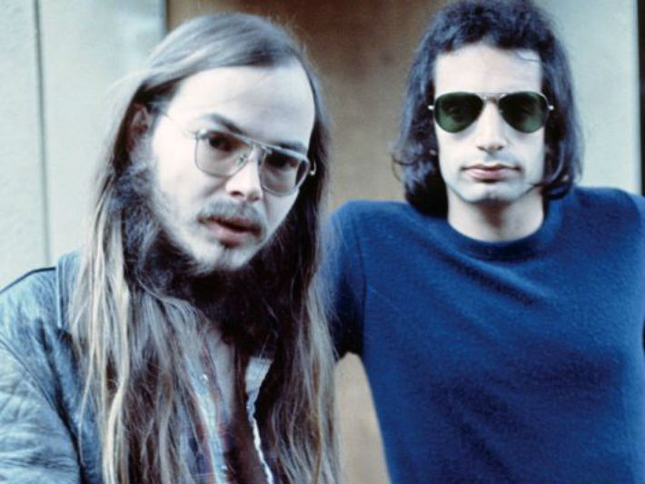 Steely Dan 1980 on Racket Racket
