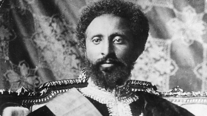 Watch Haile Selassie in Jamaica, 1966 on RR