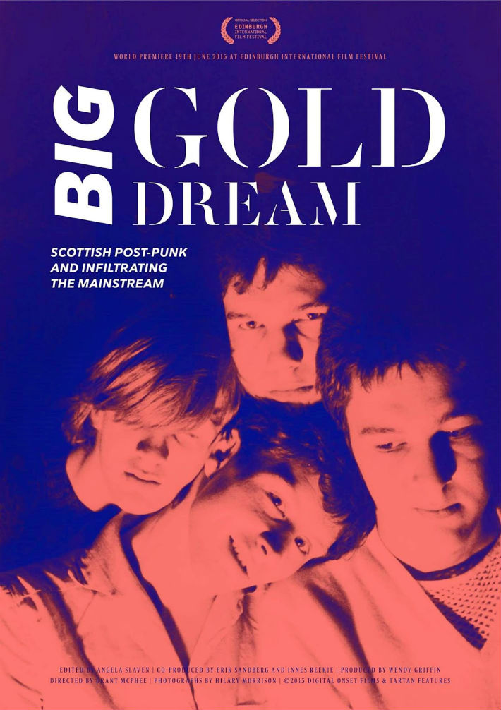 Read about Big Gold Dream on Racket Racket