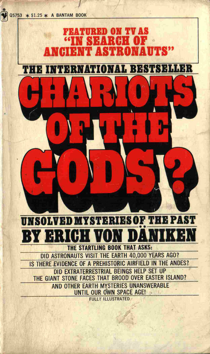 Watch Chariots of the Gods on RR