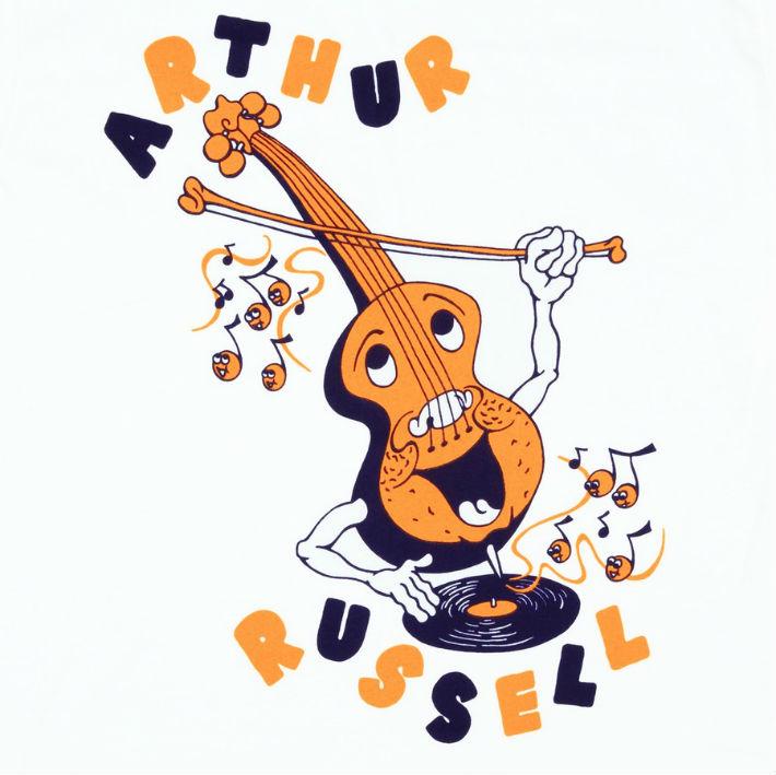 Turbo Island Arthur Russell